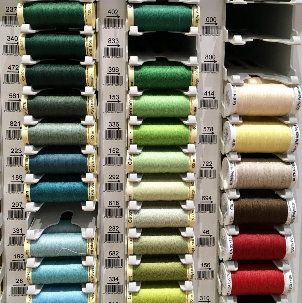 100m Gutermann Sew-all Thread 334